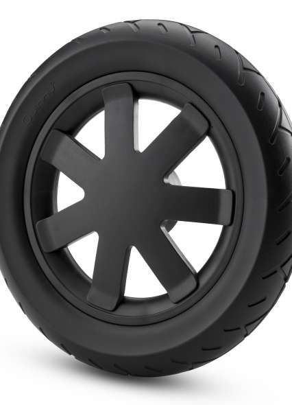 Quinny Buzz Xtra Black Rear wheel (Airless)